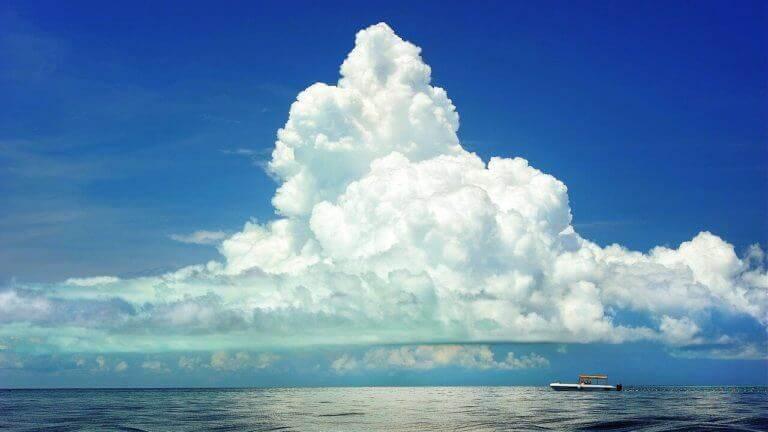 雲のイメージ画像
